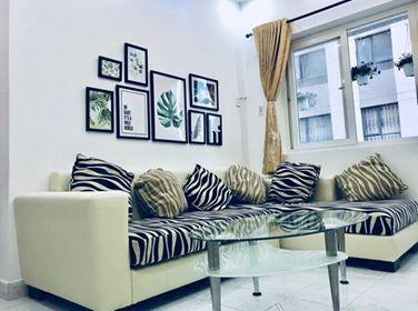 Chung cư mới cần cho thuê căn hộ tầng 14, dt 62m2, cc Vạn Đô, giá 11 triệu/tháng, 62m2, 2 phòng ngủ, 1 toilet