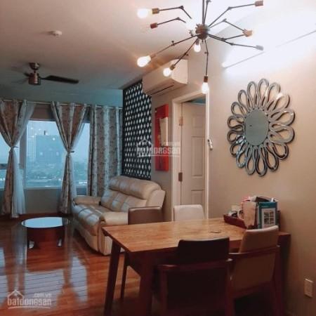 Mình cần cho thuê căn hộ 2 pN, dt 80m2, cc The Bridge View, giá 15 triệu/tháng, 86m2, 2 phòng ngủ, 2 toilet