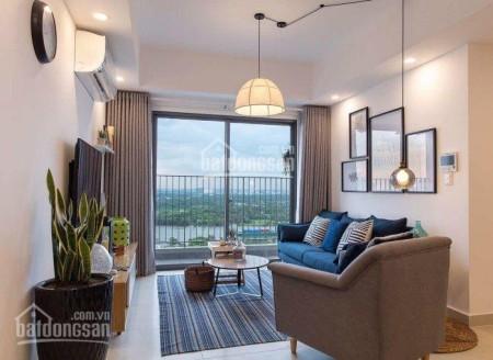 Căn hộ tầng cao đang trống cần cho thuê, đt 68m2, giá 15 triệu/tháng. Masteri Thảo Điền, 68m2, 2 phòng ngủ, 2 toilet