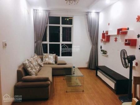 Cho thuê căn hộ Hoàng Anh Thanh Bình. DT 73m2, nội thất đầy đủ, giá 16 triệu/tháng, 73m2, 2 phòng ngủ, 1 toilet