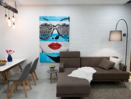 Lexington Residence cần cho thuê căn hộ rộng 48.5m2, 1 PN, có đủ đồ, giá 11 triệu/tháng, 48.5m2, 1 phòng ngủ, 1 toilet