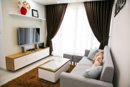 Cần cho thuê căn hộ 2 PN, dt 77m2, có ban công Scenic Quận 7, giá 20 triệu/tháng, 77m2, 2 phòng ngủ, 2 toilet