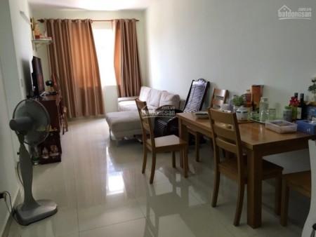 Cho thuê căn hộ 2 PN, dt 73m2, tầng cao, có sẵn đồ dùng, cc Topaz City, giá 12,5 triệu/tháng, 73m2, 2 phòng ngủ, 2 toilet
