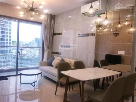 Cho thuê căn hộ Millennium vừa ở vừa làm văn phòng, dt 48.5m2, giá 14.5 triệu/tháng, 485m2, 1 phòng ngủ, 1 toilet