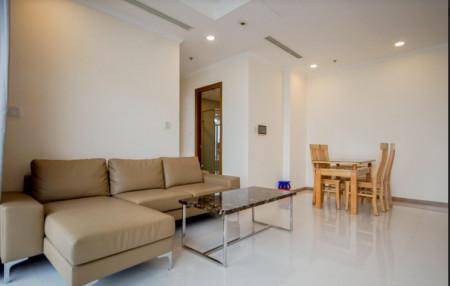 Chủ cần cho thuê căn hộ tầng cao Vinhomes Central, dt 85m2, 2 PN, giá 23.21 triệu/tháng, 85m2, 2 phòng ngủ, 2 toilet