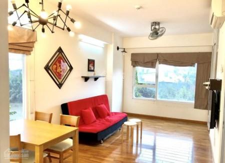 Cho thuê căn hộ The Bridgeview Quận 7 dt 54m2, 1 PN, giá 10 triệu/tháng, 54m2, 1 phòng ngủ, 1 toilet
