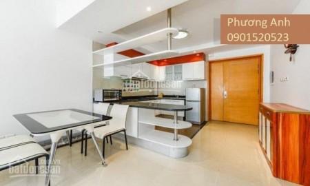 Trống căn 90m2, thiết kế mới của Saigon Pearl, tầng cao, giá 17 triệu/tháng, 90m2, 2 phòng ngủ, 2 toilet