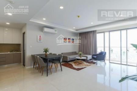 Chủ cho thuê căn 3 PN, rộng 105m2, cc Masteri Quận 4, giá 33 triệu/tháng, đủ nội thất, 105m2, 3 phòng ngủ, 2 toilet
