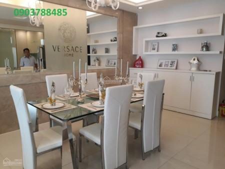 Cho thuê căn hộ tầng trung Xi Grand Quận 10, dt 75m2, giá 15 triệu/tháng, 75m2, 2 phòng ngủ, 2 toilet