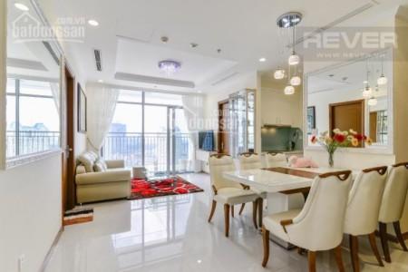 Cho thuê căn rộng 117m2, cc Vinhomes Central, tầng cao, giá 25 triệu/tháng, 117m2, 3 phòng ngủ, 2 toilet