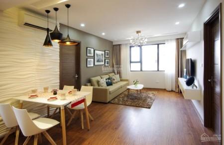 Cho thuê căn hộ 15 triệu/tháng, The Botanica 104 Phổ Quang, dt 74m2, LHCC, 74m2, 2 phòng ngủ, 2 toilet