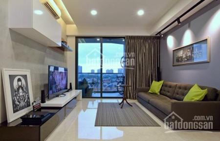 Chủ cho thuê căn 60m2, tầng cao, Masteri Thảo Điền, đủ đồ, giá 14 triệu/tháng, 60m2, 2 phòng ngủ, 2 toilet