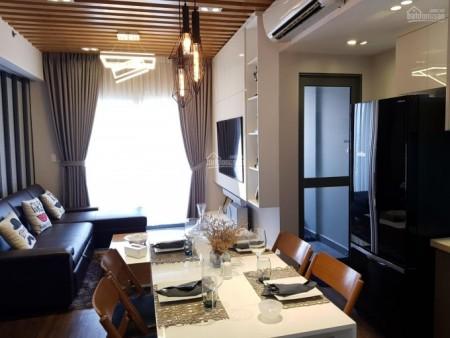 Trống căn Masteri Thảo Điền rộng 70m2, 2 PN, tầng cao, giá 16.5 triệu/tháng, 70m2, 2 phòng ngủ, 2 toilet