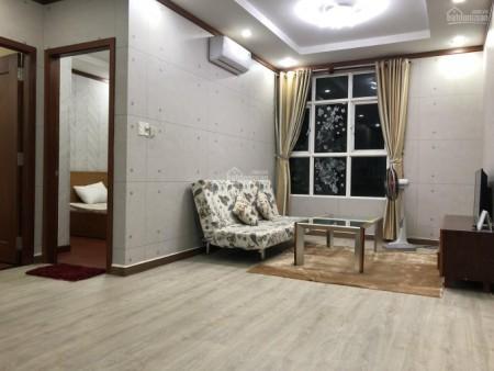 Hoàng Anh Thanh Bình trống căn hộ rộng 73m2, 2 PN, giá 12 triệu/tháng, LHCC, 73m2, 2 phòng ngủ, 2 toilet