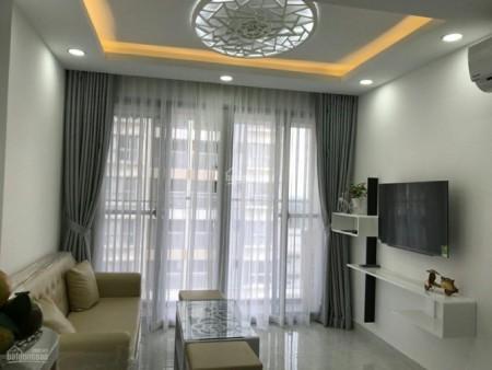 Cần cho thuê căn hộ rộng 70m2, cc Scenic Quận 7, giá 19 triệu/tháng, đủ đồ dùng, 70m2, 2 phòng ngủ, 2 toilet