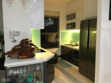 Cho thuê căn hộ tầng cao The Sun Quận 2, dt 96m2, 3 PN, giá 18 triệu/tháng, 96m2, 3 phòng ngủ, 2 toilet