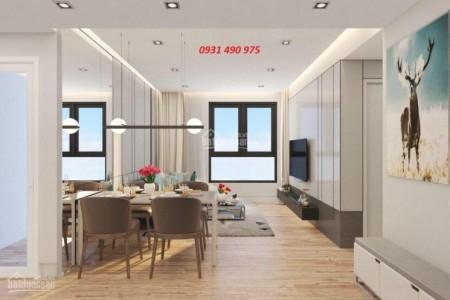 Trống căn hộ tầng cao rộng 86m2, 2 PN, cc Saigon Pearl, giá thỏa thuận, 86m2, 2 phòng ngủ, 2 toilet