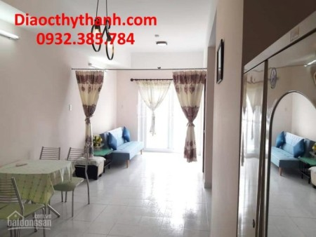 Chung cư Vạn Đô trống căn hộ 1 PN, dt 60m2, cho thuê giá 9 triệu/tháng, 60m2, 15 phòng ngủ, 1 toilet