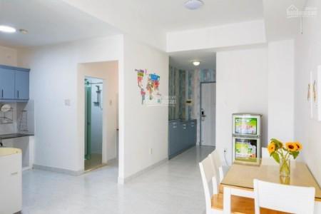 Trống căn hộ 2 PN cc Vạn Đô cần cho thuê giá 12 triệu/tháng, view đẹp, đủ đồ, 65m2, 2 phòng ngủ, 1 toilet