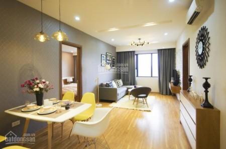 Cho thuê căn hộ 2 PN, tầng cao cc Rivera Park, giá 16 triệu/tháng, LJCC, 75m2, 2 phòng ngủ, 2 toilet