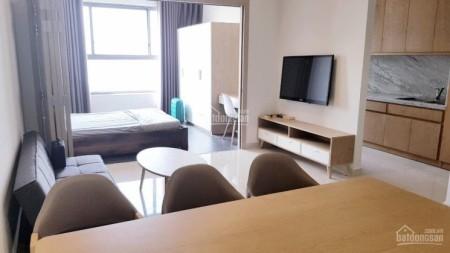 Trống căn hộ rộng 100m2, cần cho thuê giá 17 triệu/tháng. CC Xi Grand Court, 70m2, 2 phòng ngủ, 2 toilet