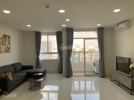 Chủ cho thuê căn hộ rộng 104m2, thiết kế đẹp, 3 PN, cc Grand Riverside, giá 25 triệu/tháng, 104m2, 3 phòng ngủ, 2 toilet