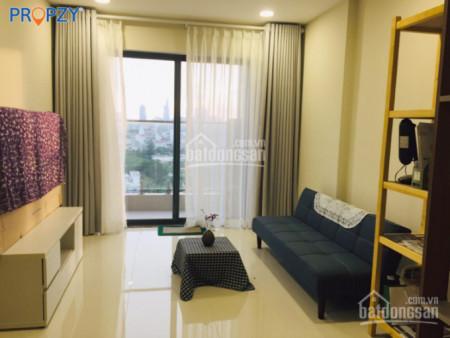 Căn hộ rộng 56m2, 1 PN, cc De Capella 1 PN, đủ nội thất, giá 12 triệu/tháng, 56m2, 1 phòng ngủ, 1 toilet