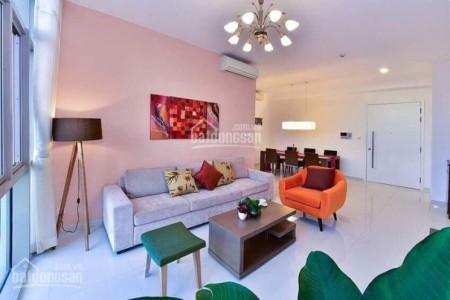 The Vista cần cho thuê căn hộ rộng 135m2, 3 PN, tầng cao, giá 24 triệu/tháng, 135m2, 3 phòng ngủ, 2 toilet