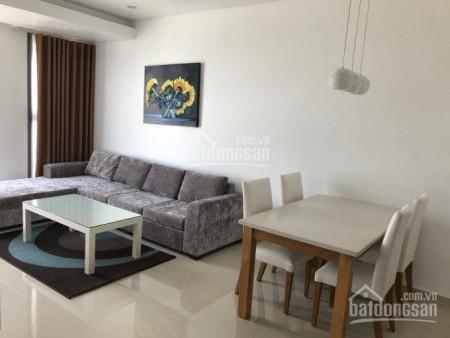Căn hộ Saigon Pearl cho thuê giá 17 triệu/tháng, 2 PN, tầng cao dt 90m2, 90m2, 2 phòng ngủ, 2 toilet