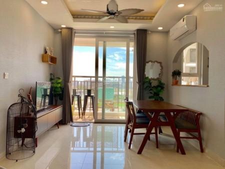Cần cho thuê căn hộ 1 PN, NTCB, Saigon Mia tầng cao, giá 10 triệu/tháng, 50m2, 1 phòng ngủ, 1 toilet