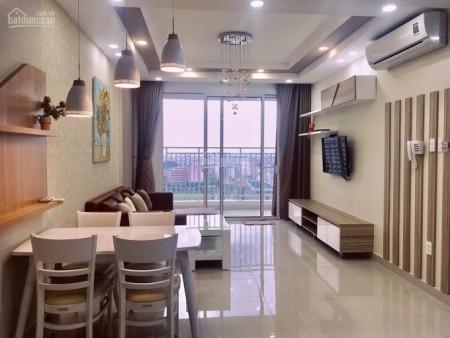 Trống căn hộ tầng cao The Botanica rộng 98m2, 3 PN, giá 22 triệu/tháng, LHCC, 98m2, 3 phòng ngủ, 2 toilet