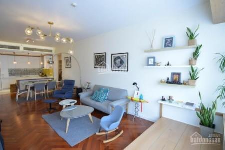 Saigon Pearl cần cho thuê căn hộ rộng 143m2, 4 PN, đủ nội thất, giá 30 triệu/tháng, 143m2, 4 phòng ngủ, 2 toilet