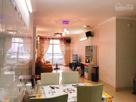 Vạn Đô cho thuê căn hộ 3 PN, dtsd 100m2, có nội thất, giá 15 triệu/tháng, 100m2, 3 phòng ngủ, 2 toilet