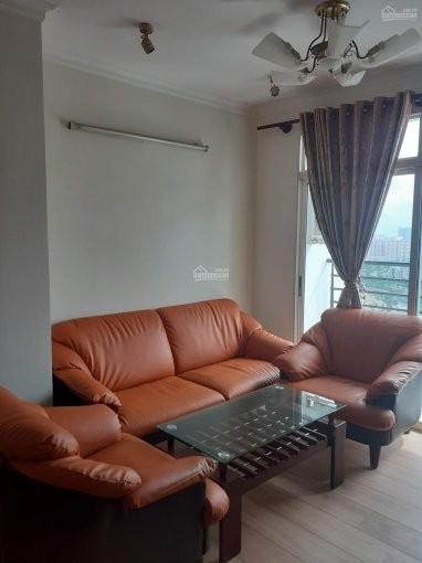 Không sử dụng cho thuê căn hộ 2 PN, cc Vạn Đô, có nội thất, dt 90m2, giá 14 triệu/tháng, 90m2, 2 phòng ngủ, 2 toilet