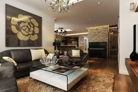 Cho thuê căn hộ Khuông Việt 70m2, 2PN, 2WC, NT gỗ, giá 10tr/th. LH: 0902.747.680 Thu Cúc, 70m2, 2 phòng ngủ, 2 toilet