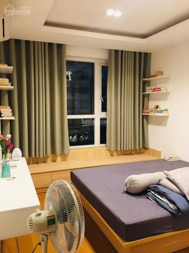 Cho thuê căn hộ tầng cao, cc Sky Center rộng 74m2, 2 PN, đủ đồ dùng, giá 17 triệu/tháng, 74m2, 2 phòng ngủ, 2 toilet