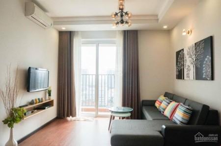 Chưa sử dụng cho thuê căn hộ 45m2, cc Vista Verde giá 14 triệu/tháng, LHCC, 45m2, 1 phòng ngủ, 1 toilet