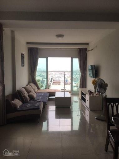 Chủ cho thuê căn hộ rộng 87m2, có nội thất, giá 13 triệu/tháng, cc Carillon Apartment, 2 PN, 87m2, 2 phòng ngủ, 2 toilet