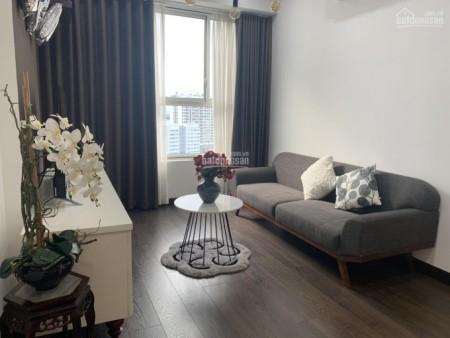 Cho thuê căn hộ rộng 80m2, 2 PN, có nội thất, cc Him Lam Quận 6, giá 13 triệu/tháng, 80m2, 2 phòng ngủ, 2 toilet