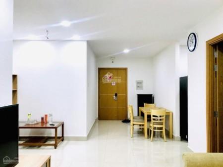Căn hộ tầng trung Him Lam Chợ Lớn, dt 97m2, 2 PN, đủ đồ dùng, giá 12 triệu/tháng, 97m2, 2 phòng ngủ, 2 toilet