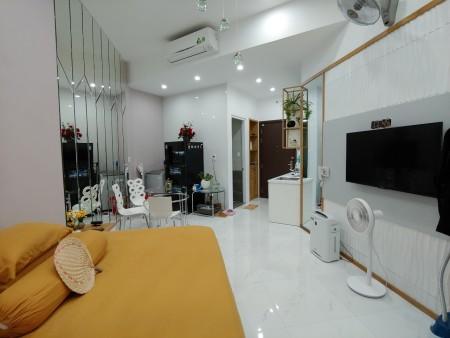 Cho thuê Căn Hộ The Sun Avenue 35m2 full Nội Thất thích hợp cho đôi vợ chồng trẻ thuê giá chỉ 10tr/tháng LH 0903453560, 35m2, 1 phòng ngủ, 1 toilet