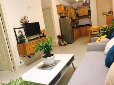 8X Đầm Sen cho thuê căn hộ rộng 60m2, 1 PN, đầy đủ tiện nghi, giá 6.5 triệu/tháng, 60m2, 1 phòng ngủ, 1 toilet