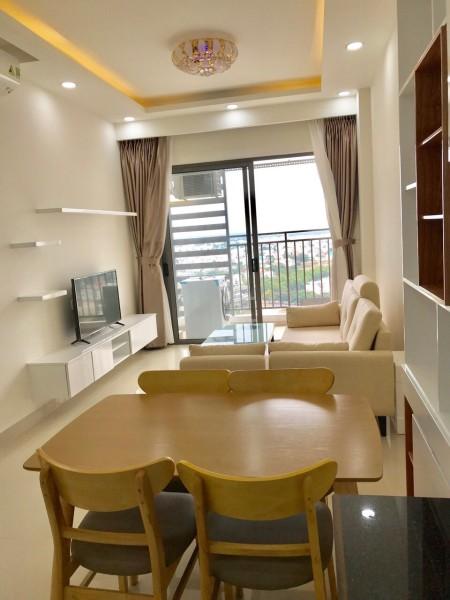 Cho thuê căn hộ quận 2, 2pn 2wc, 15 triệu/tháng bao phí quản lí, full nội thất chỉ cần xách vali vào ở_0906870896, 76m2, 2 phòng ngủ, 2 toilet