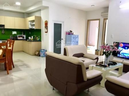 Trống căn hộ tầng trung cc Oriental Tân Phú, dt 88m2, giá 10 triệu/tháng, LHCC, 90m2, 2 phòng ngủ, 2 toilet
