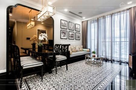 Vinhomes Ba Son cho thuê căn hộ rộng 83m2, có nội thất, giá 23 triệu/tháng, 83m2, 2 phòng ngủ, 2 toilet