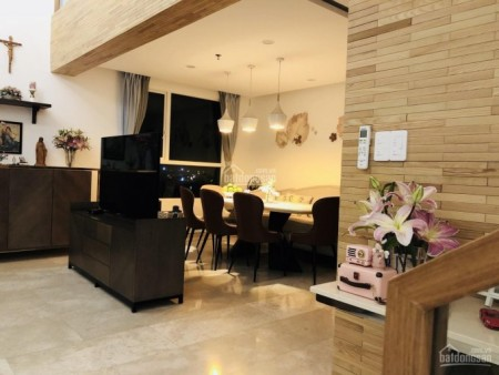 Căn Duplex cần cho thuê rộng 175m2, đủ nội thất, 4 PN, cc Vista Verde, giá 40 triệu/tháng, 175m2, 4 phòng ngủ, 4 toilet