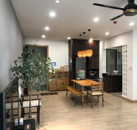 Vista Verde cho thuê căn hộ tháp 2 rộng 107m2, 3 PN, nội thất cao cấp, giá 27.5 triệu/tháng, 107m2, 3 phòng ngủ,