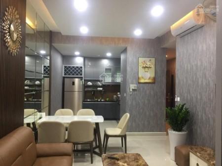 Him Lam Chợ Lớn cần cho thuê căn hộ rộng 105m2, lầu cao, 2 PN, giá 12 triệu/tháng, 105m2, 2 phòng ngủ, 2 toilet