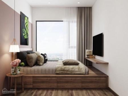 Vừa nhận nhà cần cho thuê giá 9 triệu/tháng, mới 100%, căn hộ rộng 56m2, cc Tara Quận 8, 56m2, 1 phòng ngủ, 1 toilet