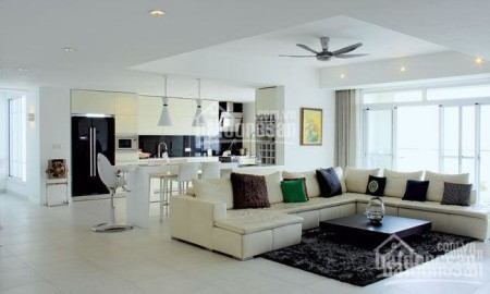 Chủ cho thuê căn hộ rộng 180m2, 3 PN, đầy đủ nội thất, giá rẻ 34 triệu/tháng, cc Riverside Quận 7, 180m2, 3 phòng ngủ, 3 toilet